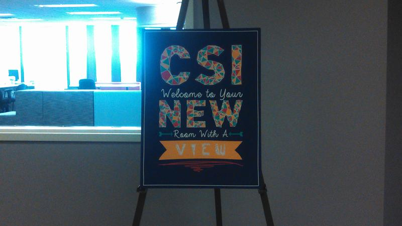 The Center for Student Involvement moved to a new location on the third floor of Norris University Center. It focuses on programming for students, including A&O Blowout and Dillo Day.