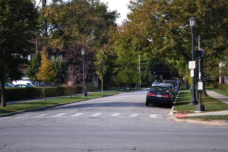 Some residents of the Noyes Street area have told Northwestern administrators that students are making noise late at night. Officials offered mild fall weather and efforts to encourage students to walk in groups as potential reasons for the uptick in complaints.