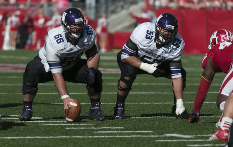 Gameday: Offensive line going back to fundamentals to fix leaks