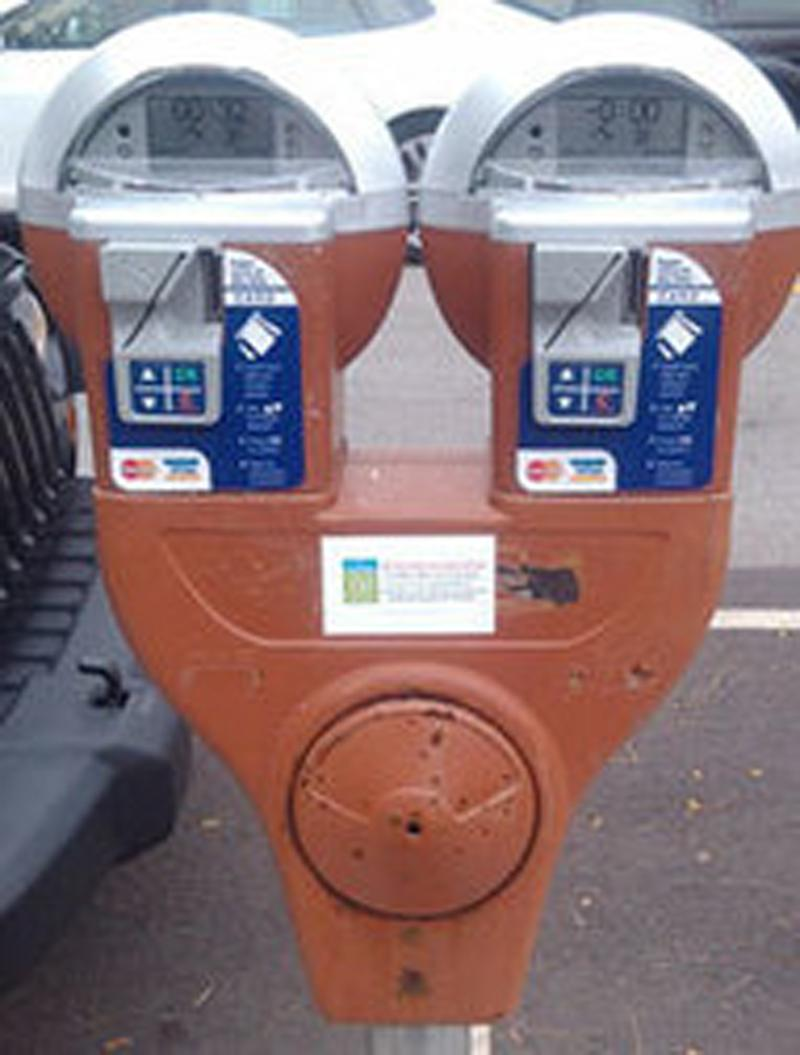 Evanston is encouraging residents to test out new parking meters and pay stations. The city has already installed some of them on various streets.