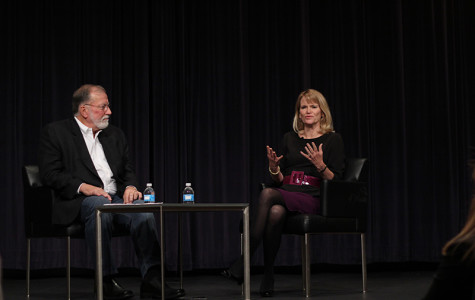 Foreign correspondent Martha Raddatz speaks about importance of balance