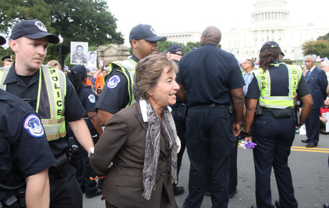 Updated: Rep. Jan Schakowsky arrested at immigration rally on National Mall