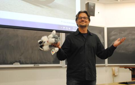 Alumnus, Harley-Davidson rep shares memories from time at Northwestern