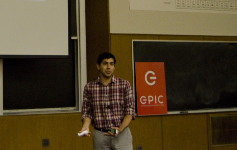 Student group EPIC, formerly known as InNUvation, aims to help Northwestern students apply entrepreneurial principles to their own lives. At the group's first quarterly EPIC Talks on Thursday night at the Technological Institute, a collection of students spoke about their experiences with entrepreneurship.