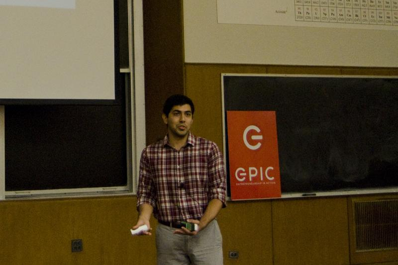Student+group+EPIC%2C+formerly+known+as+InNUvation%2C+aims+to+help+Northwestern+students+apply+entrepreneurial+principles+to+their+own+lives.+At+the+group%E2%80%99s+first+quarterly+EPIC+Talks+on+Thursday+night+at+the+Technological+Institute%2C+a+collection+of+students+spoke+about+their+experiences+with+entrepreneurship.+
