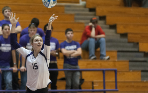 Volleyball: Northwestern charge falls short at Minnesota