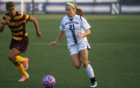 Women's Soccer: Northwestern clutches first Big Ten win