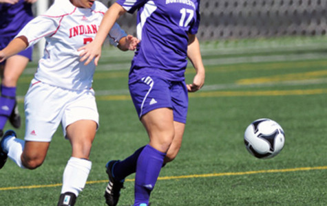 Women's Soccer: Northwestern preps for big weekend