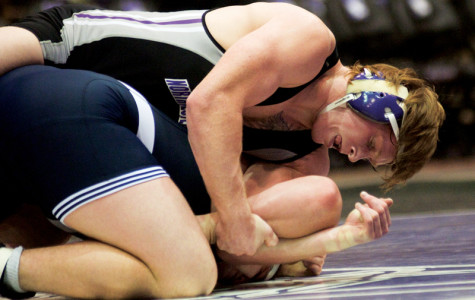 Wrestling: Mike McMullan heads to George Mason; Wildcats duel Chicago, Stevens Tech