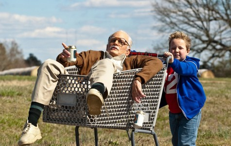 Johnny Knoxville and Jackson Nicoll star in 'Jackass Presents: Bad Grandpa.'
