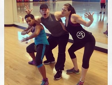 Q-and-A with Zumba instructor David Fisher