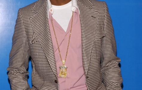 "Rapper Kanye West postpones his Chicago ""Yeezus"" tour dates."