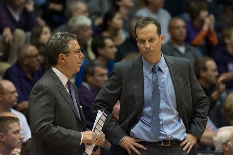 Chris+Collins+expressed+disappointment+with+Northwestern%27s+performance+against+Illinois+State+on+Sunday.+%22At+the+end+of+the+day%2C%22+he+said%2C+%22You+either+win+or+lose%2C+and+I%27m+not+a+big+moral+victory+guy.%22