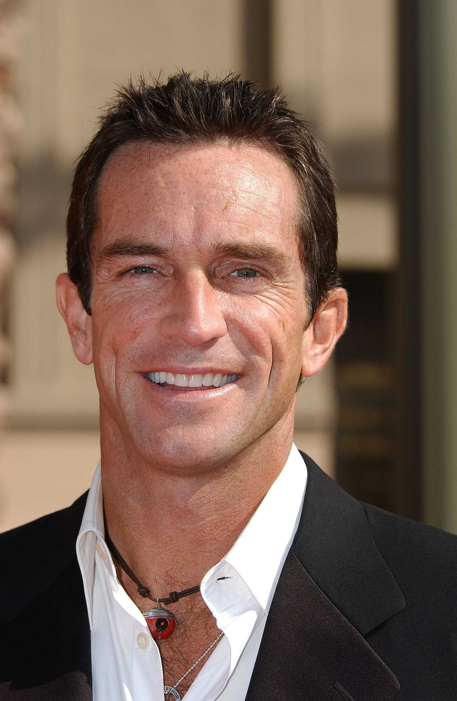 "Jeff Probst comments on his ""Two and a Half Men"" appearance."