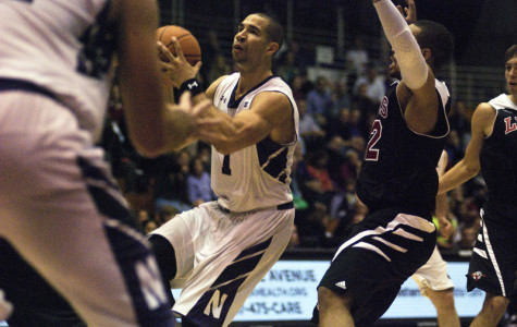 Men's Basketball: Northwestern survives Lewis in ugly exhibition