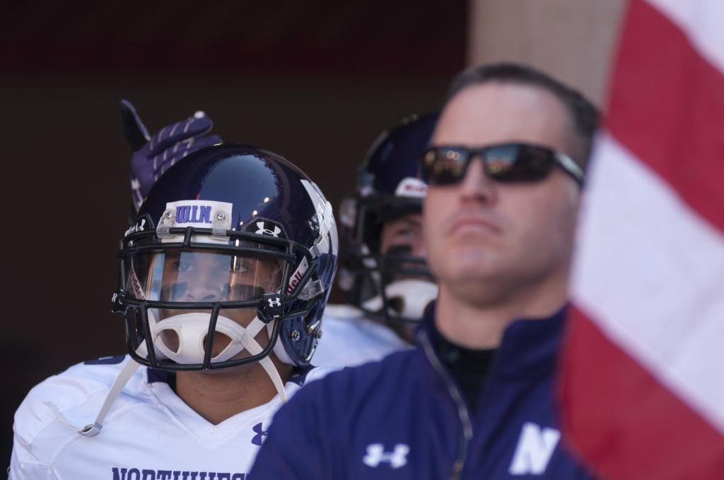 Despite the team's 0-6 record, Kain Colter is a bright spot in Northwestern's dark season. He will leave Evanston as a bowl-winning quarterback and with a degree in psychology.