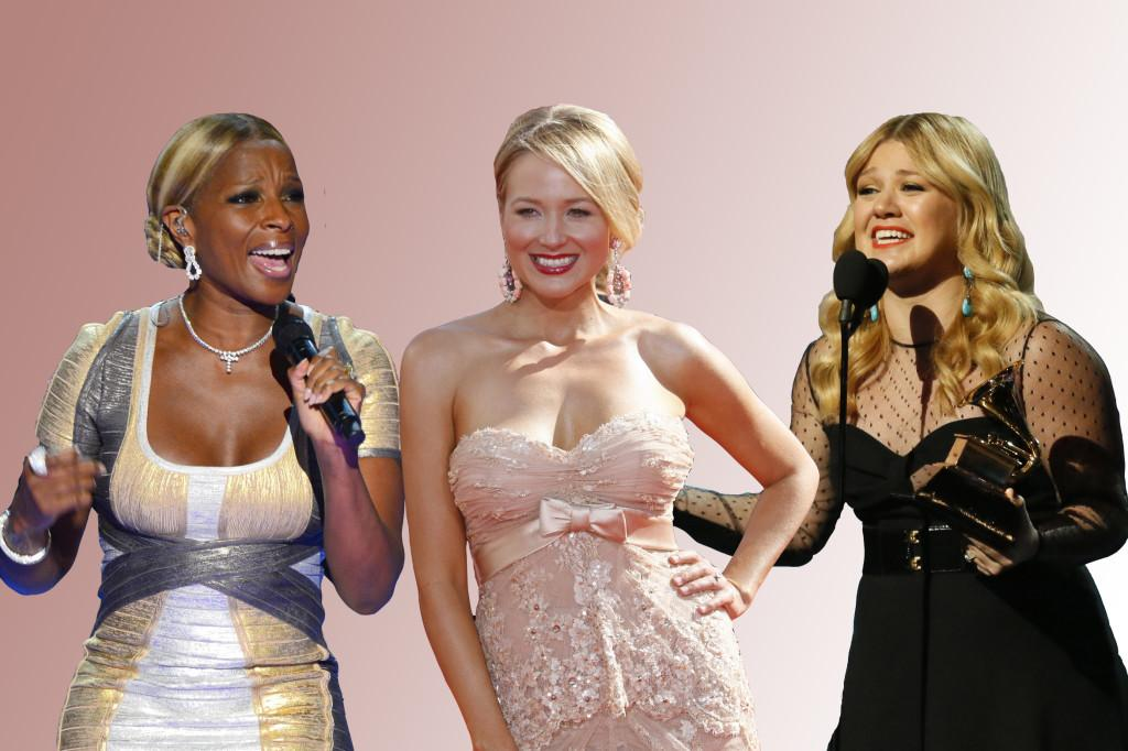 Mary J. Blige, Jewel and Kelly Clarkson all released covers of traditional holiday songs this year.
