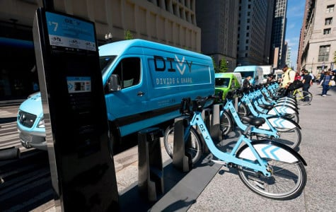 The Chicago Department of Transportation wants to bring bike-sharing service Divvy to Evanston next year. The department's plan would also install Divvy stations in Oak Park, Ill.