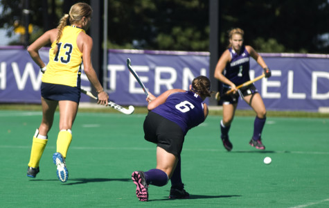 Field Hockey: Wildcats claim Big Ten crown on Senior Day