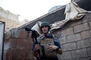 Family of James Foley honors one year anniversary of his capture