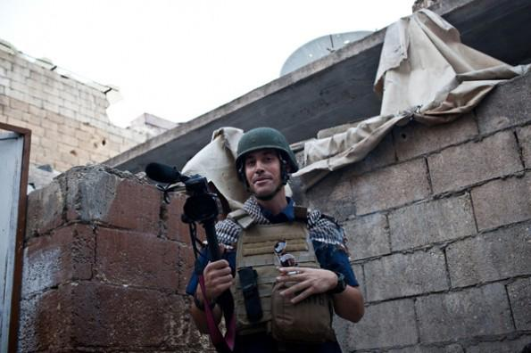 James Foley went missing Nov. 22, 2012. His parents said in October that they don't know where he is.