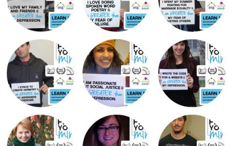 ASG, student groups launch Greater Than mental health campaign