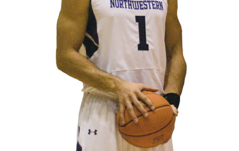 Men's Basketball: Collins helps Northwestern turn a new page in its program, players