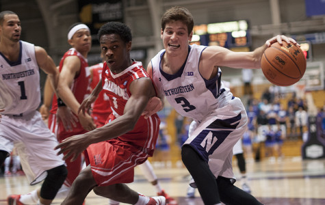 Men's Basketball: Northwestern collapses against Illinois State in disappointing defeat
