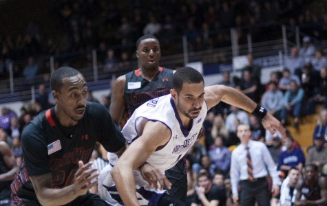 Crawford's 26 points lead Northwestern to comfortable victory against Mississippi Valley State