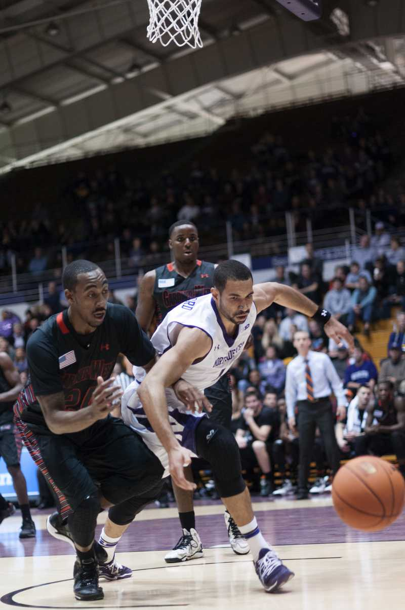 Crawford's 26 points lead Northwestern to comfortable ...