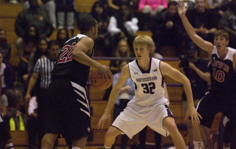Men's Basketball: Freshman Taphorn finding footing early on