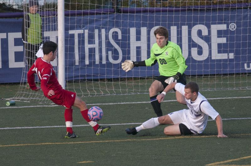 Men's Soccer: Wildcats can't hold on to momentum against ...