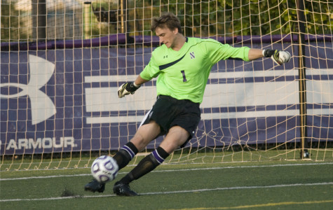 Men's Soccer: Northwestern seeks revenge in rematch against Bradley