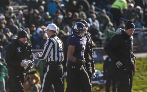 Football: Northwestern looks forward after losing bowl eligibility
