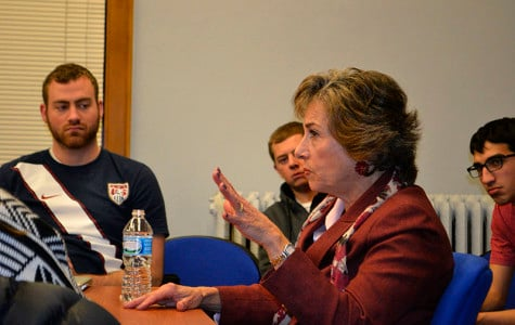Schakowsky talks Obamacare, climate change at Political Union Q-and-A