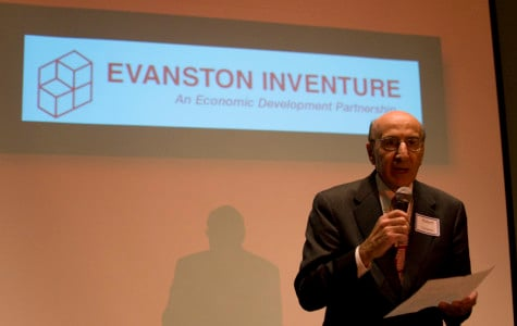 Northwestern startups pitch ideas to Evanston businesses