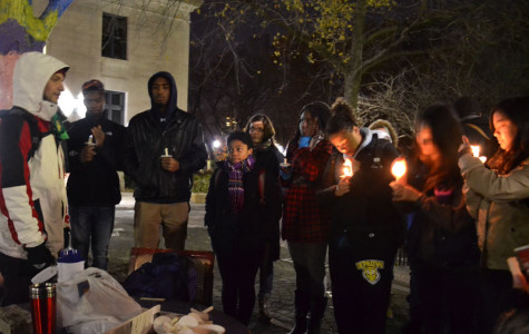 For Members Only holds vigil to honor slain Michigan teen