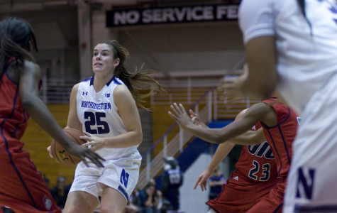 Women's Basketball: Northwestern's young squad doesn't disappoint in season opener