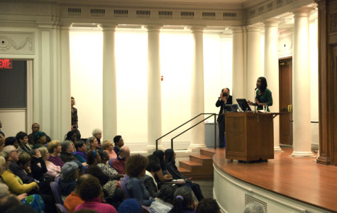Author Isabel Wilkerson speaks about Great Migration