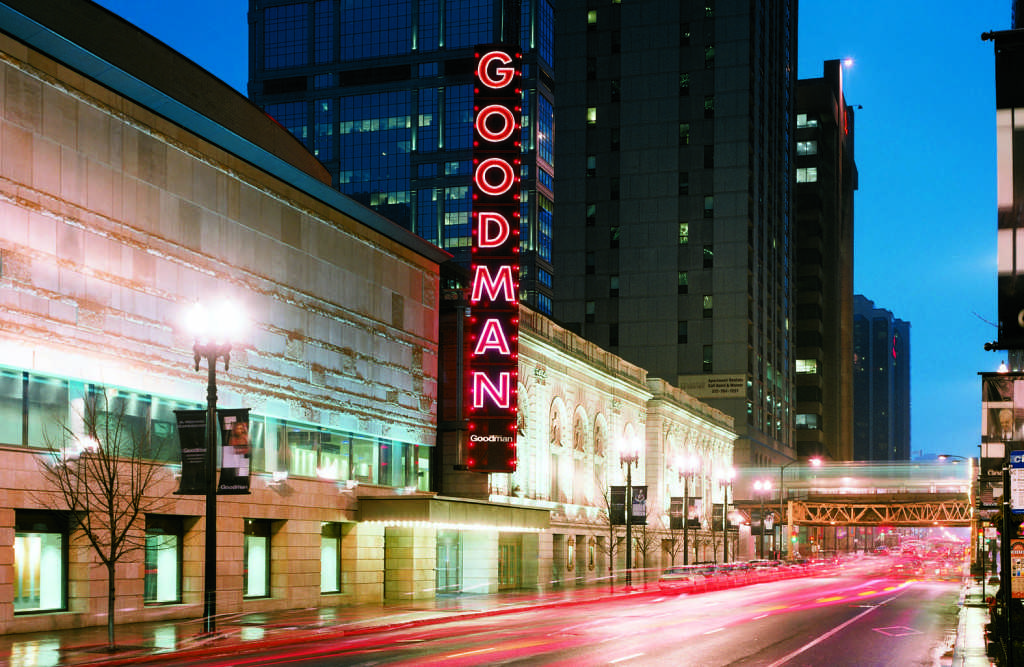 Elizabeth Ledo reprises her role as the Ghost of Christmas Past in the Goodman Theatre production of