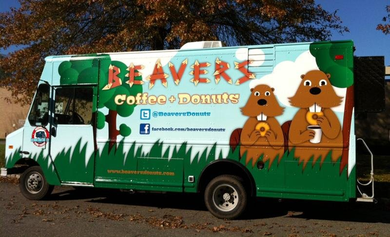 Beavers+Donuts+cannot+operate+a+food+truck+in+Evanston+due+to+a+2010+ordinance+that+only+allows+businesses+with+brick-and-mortar+restaurants+to+operate+food+trucks+in+the+city.+The+owners+of+the+business+filed+a+lawsuit+against+the+city+over+a+year+ago.