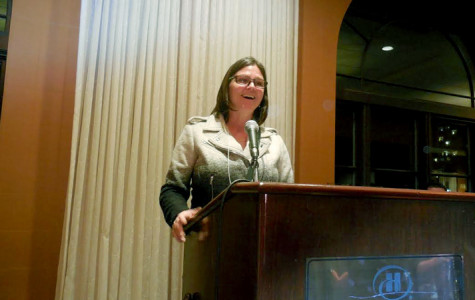 Evanston Chamber of Commerce welcomes president, honors 2 at annual banquet
