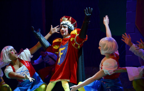 "Dolphin Show begins its 72nd production Friday with ""Shrek"""