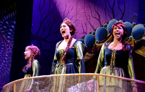 Shrek the Musical draws nearly 2,000 in opening weekend