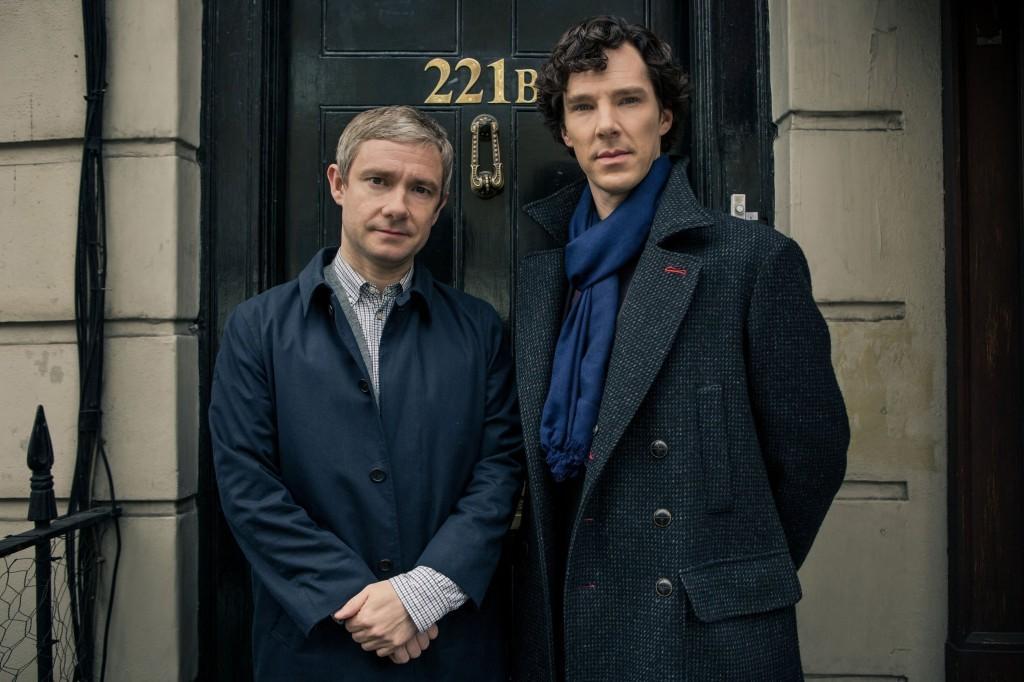BBCs Sherlock returns with terrorist plots, character development, mustaches