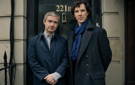 BBC's 'Sherlock' returns with terrorist plots, character development, mustaches