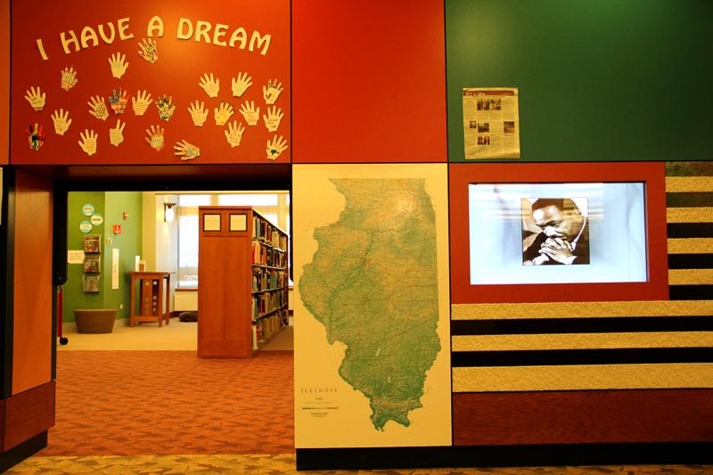 The Evanston Public Library will launch a new program titled