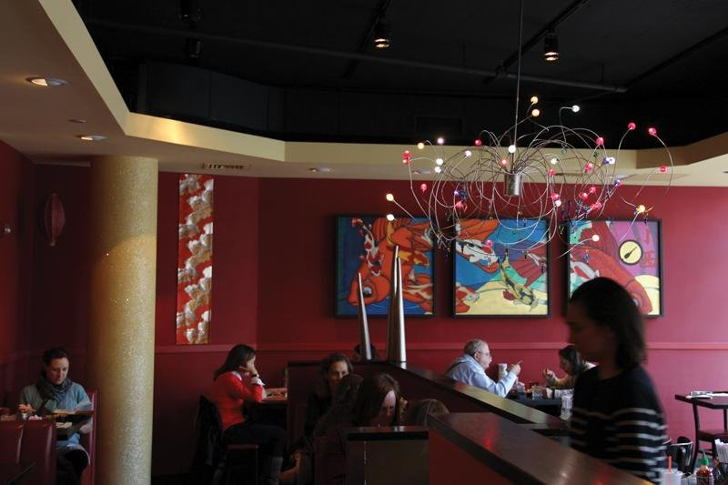 LuLu's Dim Sum will be recreated under new ownership as a farm-to-table restaurant. Its owners, who also own the recently burned down Taco Diablo, indicated they may re-open the popular Asian restaurant.
