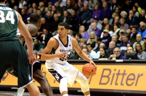 Men's Basketball: Northwestern can't complete upset against Michigan State