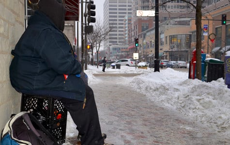 Downtown Evanston sees increase in aggressive panhandling